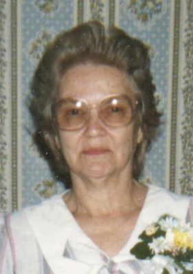 Mary Louise Slicker