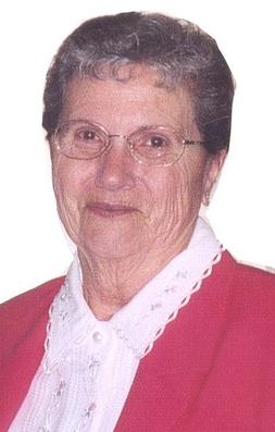 Lucille Holzback, 88