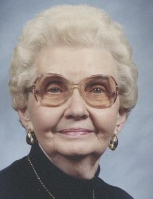 Bernice Laurene 'Edie' Offutt