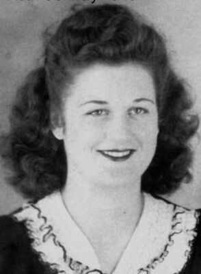 Mamie Ruth Finley