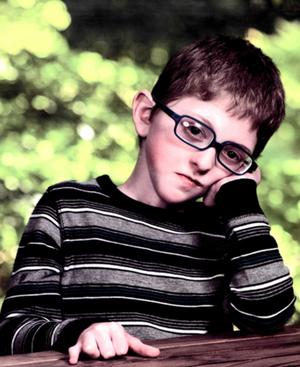Jaden David Watt, 8