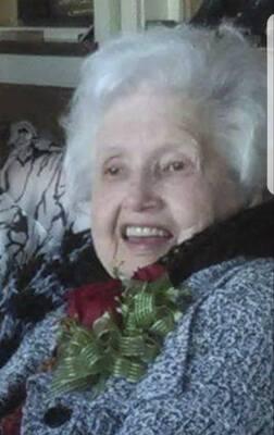 Dorothy Jean Olsen Stolze