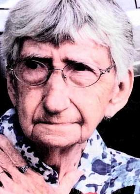 Geraldine Geri M. Hickey, 89