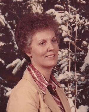 Evelyn Mae Corder