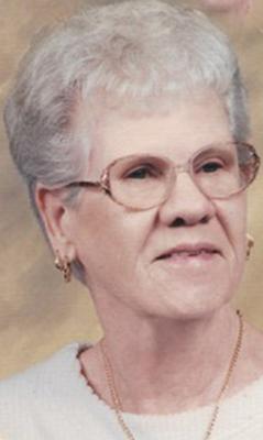 Esther Louise Milton Morris