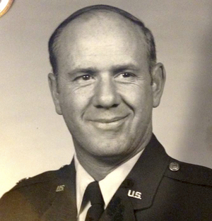 Major (Ret.) Robert L. Finkenstaedt