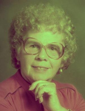 Martha Elizabeth Tunstall Lizzie