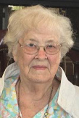 Evelyn Marie Saathoff Irwin