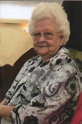 Leona Ruth Ridley