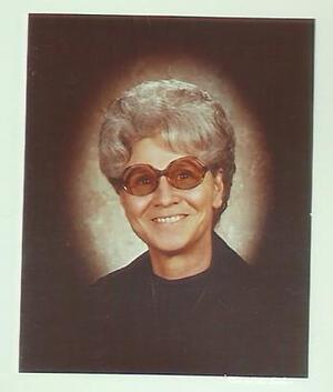 Elizabeth Betty Yarbrough