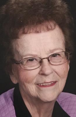 Frances Arlene Hein Wahl