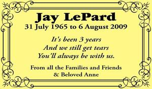 Jay  Lepard