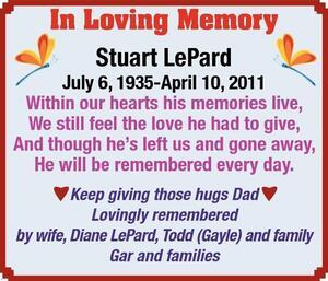 Stuart  Lepard