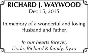 Richard  Waywood