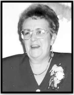 Marlene  Verna DORMAN