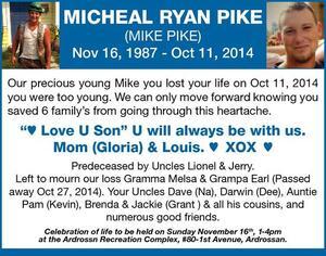 Michael  Pike