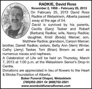 David  Radkie