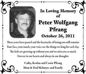 Peter  Pfrang
