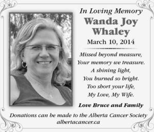Wanda-Joy  Whaley