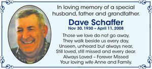 Dave  Schaffer