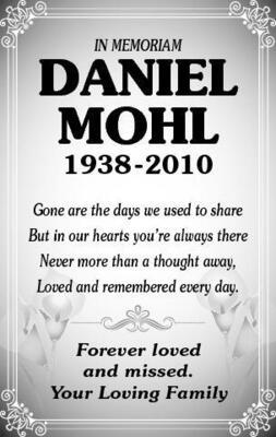 Daniel  Mohl