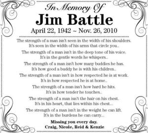 Jim  Battle