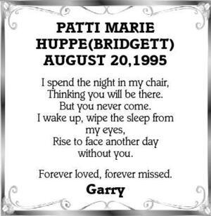 Patti  Huppe