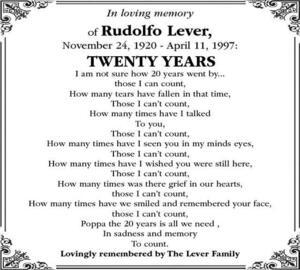 Rudolfo  Lever