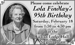 Lola  Findlay