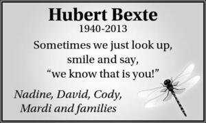 Hubert  Bexte