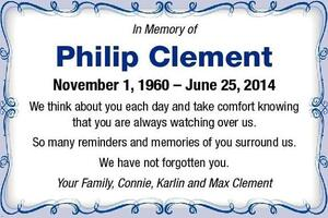Philip  Clement
