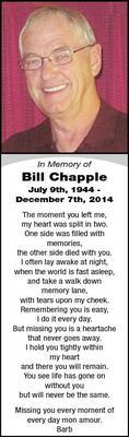 Bill  Chapple