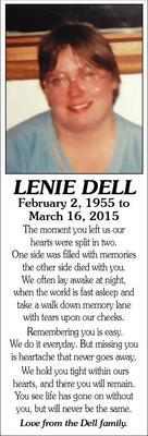 Lenie  Dell