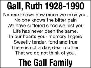Ruth  Gall