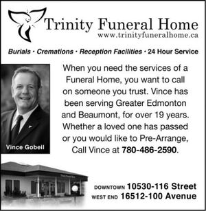 Burials  Cremations  Reception Facilities