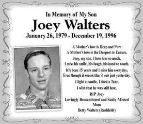 Joey  Walters