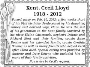 Kent  Lloyd