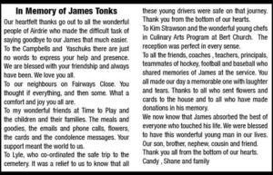 James  Tonks