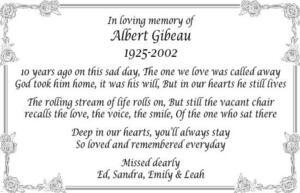 Albert  Gibeau