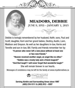 Debbie  Meadors