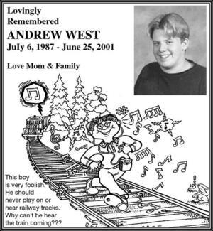 Andrew  West