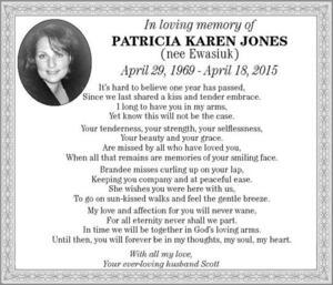 Patricia-Karen  Jones