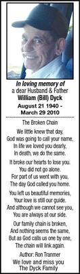 William  Dyck