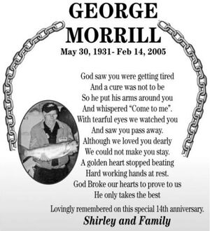 George  MORRILL