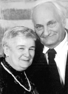 LEONARD and LOUISE  HAMABERG