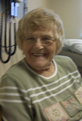 Arlene E. Johnson, 83