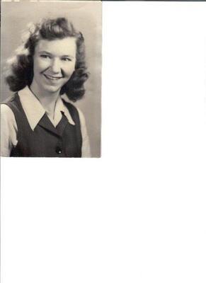 Geraldine M. Burleson