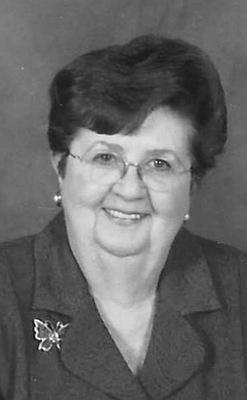 Maxine Elsie Sincock Holder