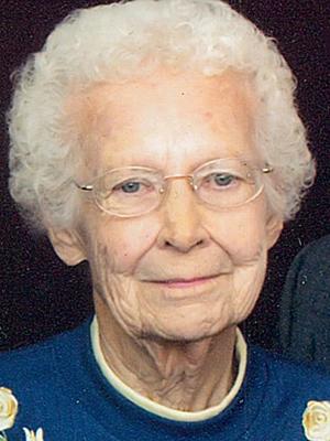 Patricia Ruth Neuenschwander