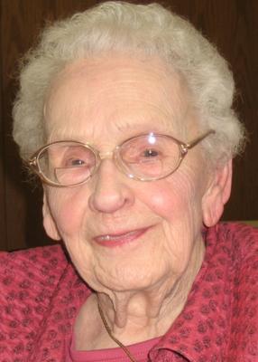 Dorothy Elizabeth (Humphrey) Crawley, 102